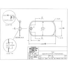 dog tag diagram wiring diagrams terms mil spec matte dog tag dog tag diagram