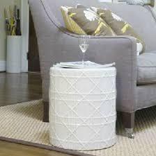 garden stools cane stool white white garden stool o61