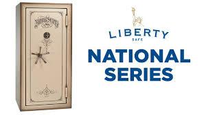 <b>National Security</b> (Magnum) Series - <b>Liberty</b> Safe - YouTube