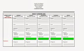 daily lesson log format daily lesson log format english filipino language filesishare
