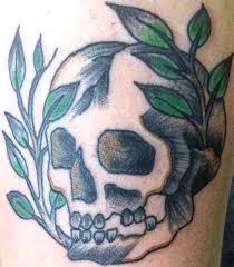 Tatuaggio Del Teschio Tutti I Significati