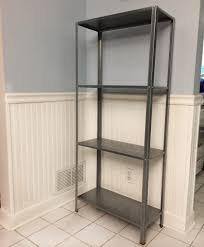 ikea industrial shelves. Ikea Shelf Hack DIY Metal And Wood By Real Happy Space Featured On In Industrial Shelves