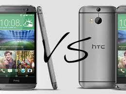 HTC One M8 vs HTC One M8s comparison