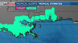 Hurricane and storm surge watches were issued friday morning for several gulf coast states as tropical storm ida barreled toward the southern u.s., with forecasters warning it could rapidly. Vqtnmx2dpifhjm