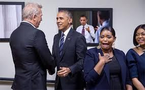 Octavia Spencer's reaction to meeting President Obama is priceless   EW.com