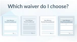 Waiver can be defined as the intentional relinquishment of a known right. Lien Waivers In Construction The Ultimate Guide For Contractors