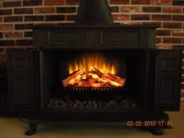 classicflame 24 electric fireplace insertlog set 24fi061aru