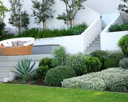 Small Picture Backyard Retaining Wall Ideas Houzz