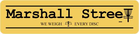 Marshall Street Flight Chart Flight Guide Marshall Street Disc Golf