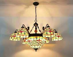 flush mount stained glass ceiling light fixtures fresh dining room back to add a nice