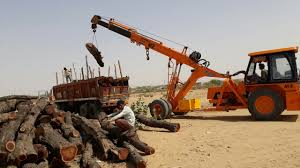 Ace 12xw Crane Work In India Ace 12xw Crane Load Wooden In Truck Amazing Work By Ace 12xw Crane
