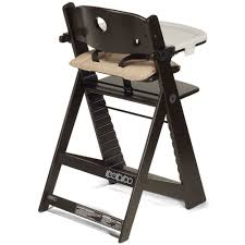 height right high chair with tray by keekaroo height right high chair with tray