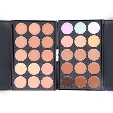 natural professional concealer palettes makeup foundation face cream cosmetic make up