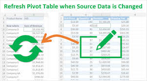 How To Add Data To An Existing Chart In Excel Refresh Pivot Tables Automatically When Source Data Changes