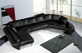 Contemporary Modern Leather Sectional Couch Price 460000 Plan With Beautiful Design