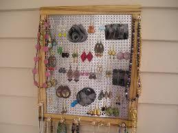 Bracelet Organizer Ideas Earring Storage Ideas Idi Design