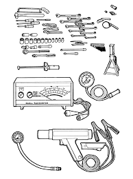 Engineering tools drawing at getdrawings free for personal use