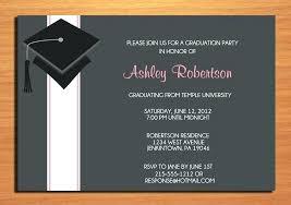 Make A Graduation Invitation Online Free Invitations Party