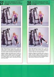 York 2600 Mega Gym And Exercise Chart 23 Disclosed York Home Gym Exercise Chart