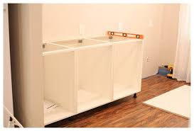 installing ikea akurum cabinets 0007