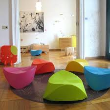colorful modern furniture. Kids Playroom Chairs Furniture For Colorful Modern Rocking The N