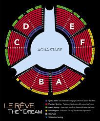 Le Reve Vegas Tickets Wynn Theater Las Vegas
