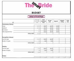 Budget Wedding Plans - April.onthemarch.co