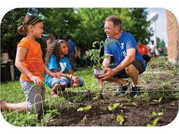 ymca school garden grants