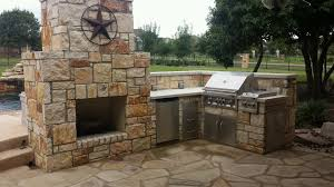 outdoor kitchens with fireplace. Delighful With Outdoor Kitchen With Fireplace And Gas Grill With Outdoor Kitchens Fireplace I