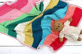 Baby Blanket Pattern Impressive 48 Adorable Crochet Baby Blanket Patterns