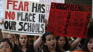 florida massacre survivors demand gun as survivors of wednesday s school shooting demand that it be the