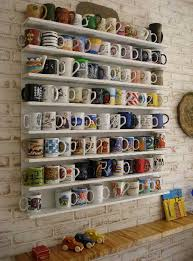 house cool coffee mug rack 17 storage ideas woohome 10 cool coffee mug rack 17