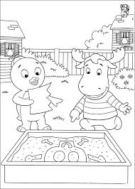 Small Picture backyardigans coloring pages 28 images pablo backyardigans