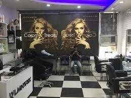 lmntrix salon makeup studio photos sector 50 noida beauty salon equipment repair