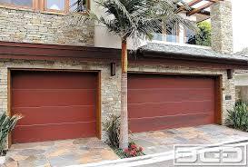 red garage door contemporary custom architectural garage door aladdin red garage door opener manual red garage door