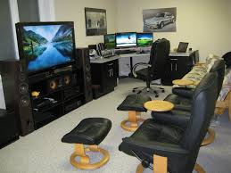 Comfortable Computer Room Ideas At Home Stylish Computer Room - Comfortable tv chair