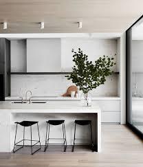Minimal Kitchens La Maison Et Les Meubles Pinterest Minimal Delectable Home Remodeling Design Minimalist