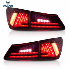 2007 Lexus Es 350 Brake Light Bulb Replacement Vland Taillight Fit For Lexus Is250 Is350 Led Tail Light