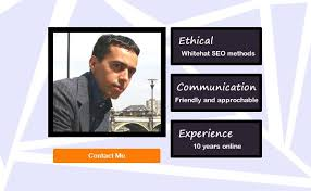 Expert SEO consultant in London, Alexander Aranda