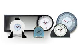 target clocks by michael graves