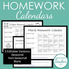 Getting homework done can be difficult. The Best Way To Handle Kindergarten And Preschool Homework Fun A Day