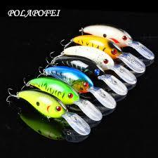 7pcs Bass <b>Fishing Lures</b> Swimming Wobblers <b>Mouse</b> Tackle Carp ...