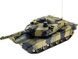 <b>Радиоуправляемый танк Heng Long</b> 1/24 Battle M1A1 ABRAMS ...