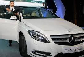 Mercedes B Class Launched In India At Rs Lakh India News