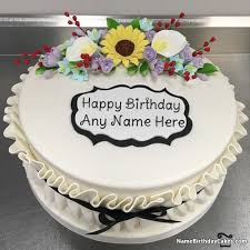 500 Best Birthday Cake For Friend With Name Photo