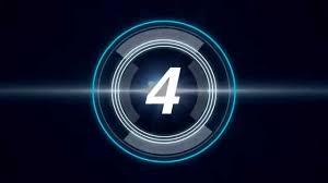 Futuristic Clock Free Stock Footage Clip Futuristic Countdown Timer Youtube