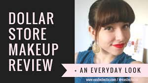 dollar makeup challenge reviewakeup look