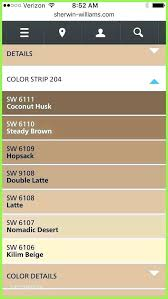 Shades Of Brown Color Chart Shades Of Brown Paint Vinni Info