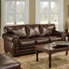 Amazing leather sofa ideas nailheads Sectional Impressive Design Nailhead Leather Sofa Couch Foter Sofas With Trim Aplisboacom Classy Design Nailhead Leather Sofa Couch Foter Best Interior