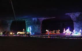 luminaries spectacular lighting display. The Best Places To See Christmas Lights In Every State Luminaries Spectacular Lighting Display A